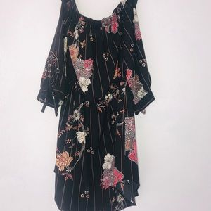 Flower dress , used once
